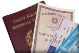 Diversi tipi di documenti di identità